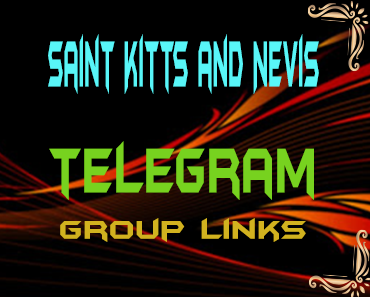 Saint Kitts and Nevis Telegram Group links list