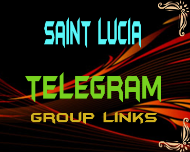 Saint Lucia Telegram Group links list