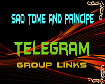 Sao Tome and Principe Telegram Group links list