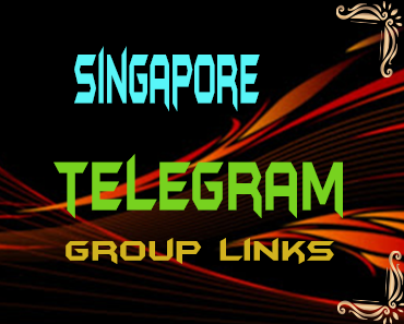 Singapore Telegram Group links list