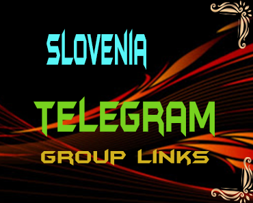 Slovenia Telegram Group links list