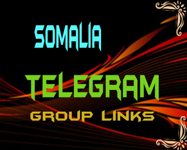 Somalia Telegram Group links list