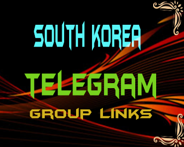 South Korea Telegram Group links list