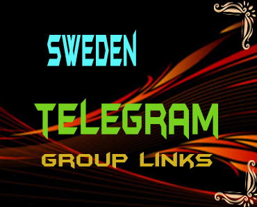 Sweden Telegram Group links list