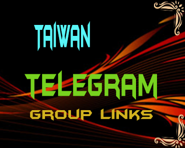 Taiwan Telegram Group links list