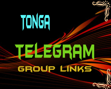Tonga Telegram Group links list