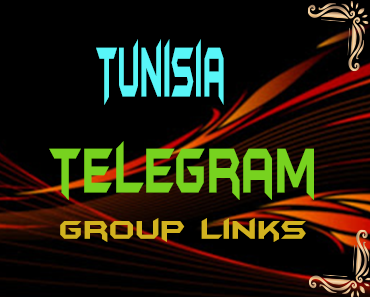Tunisia Telegram Group links list