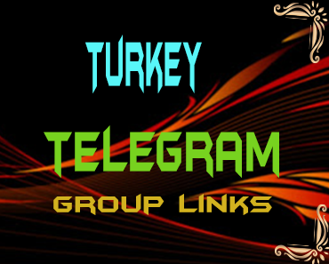 Turkey Telegram Group links list