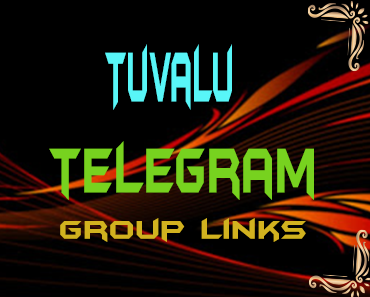 Tuvalu Telegram Group links list