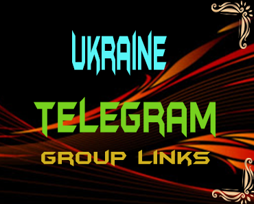 Ukraine Telegram Group links list