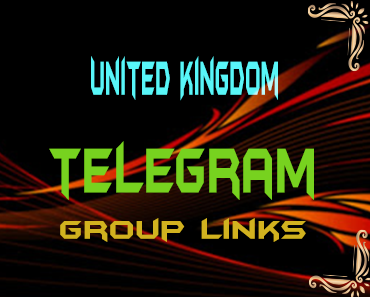 United Kingdom Telegram Group links list