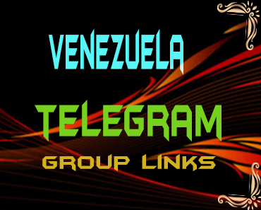 Venezuela Telegram Group links list