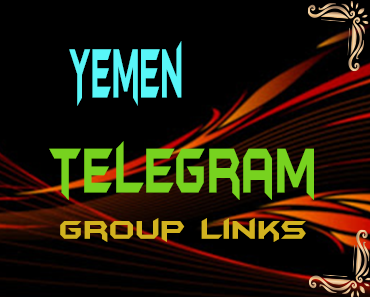 Yemen Telegram Group links list
